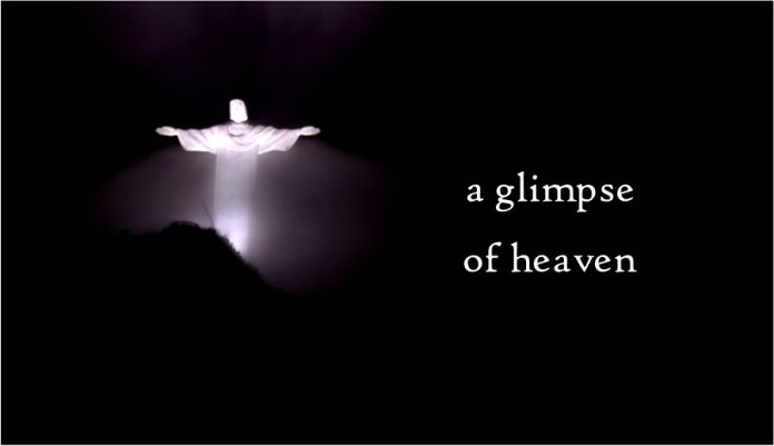 glimpse of heaven 150