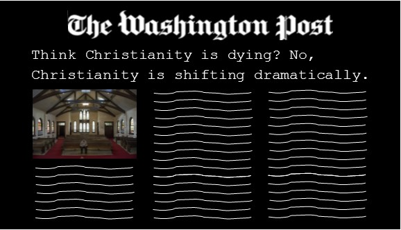 washington Post 96