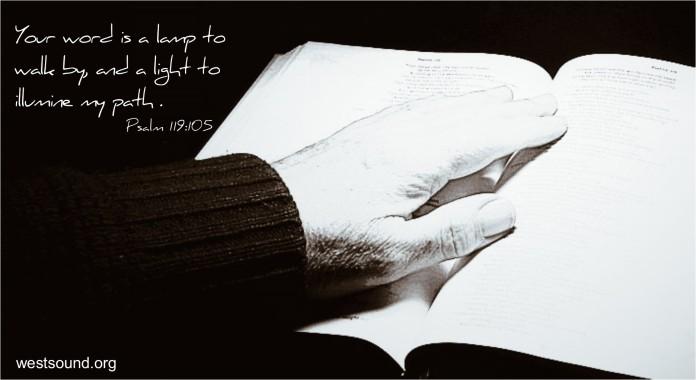psalm 119 105